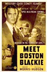 Meet Boston Blackie 1941 DVD - Chester Morris / Rochelle Hudson